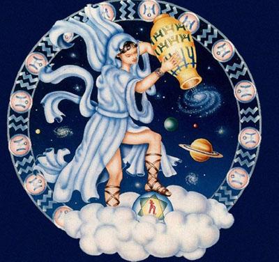 Знак Зодиака Водолей Описание