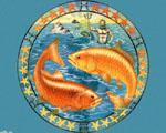 Март. Знак зодиака Рыбы.