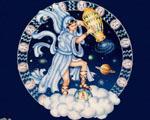 Февраль. Знак зодиака Водолей.